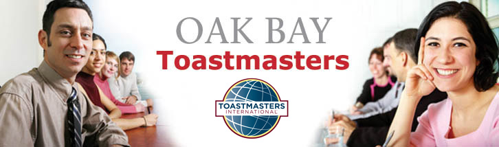 Oak Bay Toastmasters